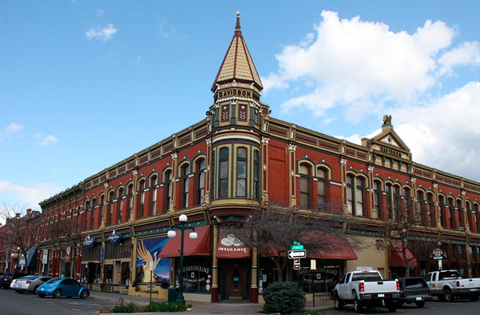 Ellensburg Downtown National Register Historic District Survey Update