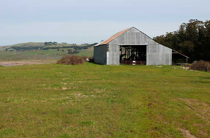 Cardoza Ranch Dairy Barn