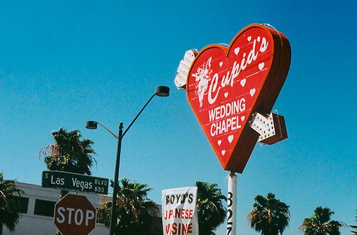 Wedding Chapels of Downtown Las Vegas Boulevard